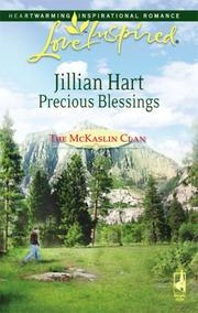 Cover of: Precious Blessings (The McKaslin Clan, Book 11)