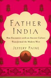 Cover of: Father India | Jeffery Paine