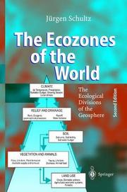 Cover of: The ecozones of the world