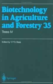 Cover of: Trees IV