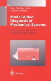 Cover of: Model-Aided Diagnosis of Mechanical Systems | Hans GГјnther Natke