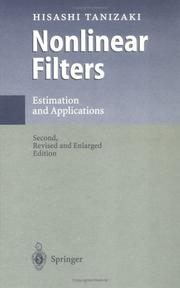 Cover of: Nonlinear filters