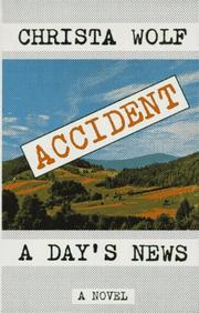 Cover of: Accident