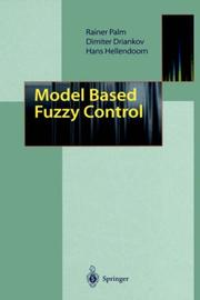 Cover of: Model based fuzzy control