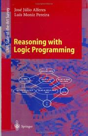 Cover of: Reasoning with logic programming