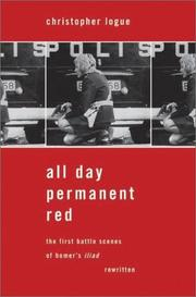 Cover of: All day permanent red