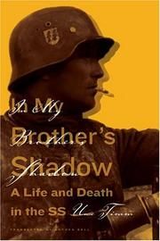 Cover of: In My Brother's Shadow | Uwe Timm