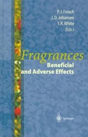 Cover of: Fragrances |