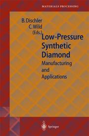 Low-Pressure Synthetic Diamond by