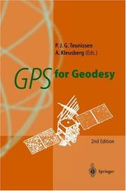 Cover of: GPS for geodesy |
