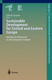 Cover of: Sustainable development for Central and Eastern Europe |