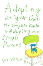 Cover of: Adopting On Your Own