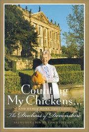Cover of: Counting my chickens--