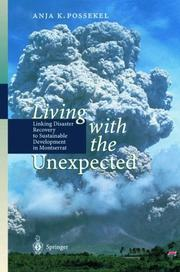 Cover of: Living with the unexpected