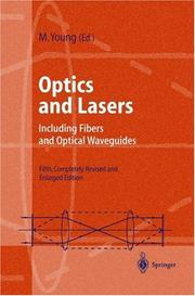 Optics and lasers by Matt Young