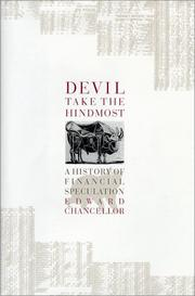 Cover of: Devil Take the Hindmost