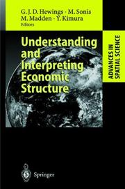 Understanding and Interpreting Economic Structure (Advances in Spatial Science)