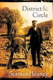 Cover of: District and circle