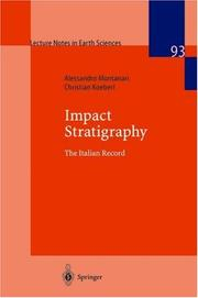 Cover of: Impact stratigraphy | Alessandro Montanari