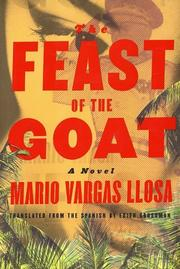 Cover of: The Feast of the Goat | Mario Vargas Llosa