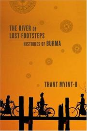 Cover of: The River of Lost Footsteps