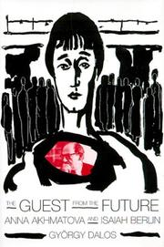 Cover of: The guest from the future