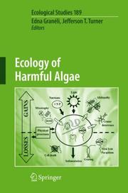 Cover of: Ecology of Harmful Algae (Ecological Studies) |