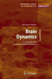 Cover of: Brain Dynamics | Hermann Haken