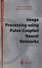 Cover of: Image processing using pulse-coupled neural networks