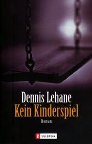Cover of: Kein Kinderspiel