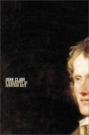 Cover of: John Clare: a biography