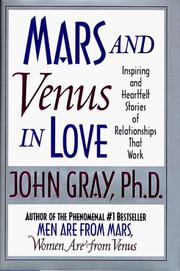 Cover of: Mars and Venus in love