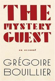 Cover of: The Mystery Guest