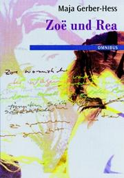 Cover of: Zoe und Rea.