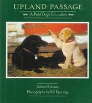 Upland passage by Jones, Robert F.