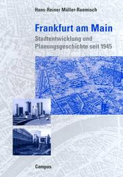 Cover of: Frankfurt am Main