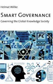 Cover of: Smart Governance | Helmut Willke
