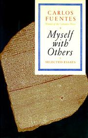 Cover of: Myself with Others