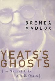Cover of: Yeats's Ghosts
