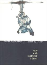 Cover of: Without end