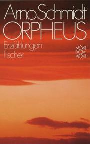 Cover of: Orpheus: 5 Erzählgn.