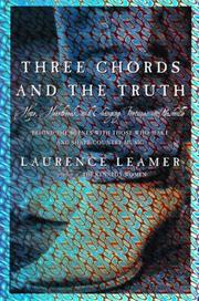 Cover of: Three chords and the truth