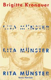 Cover of: Rita Münster