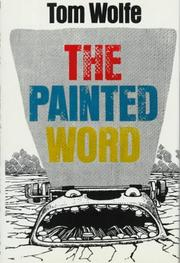 Cover of: The painted word