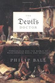 Cover of: The devil's doctor | Philip Ball