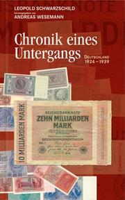 Cover of: Chronik eines Untergangs