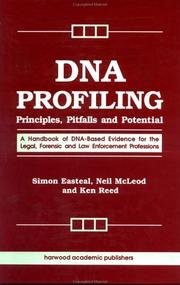Cover of: DNA profiling | Simon Easteal