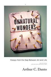 Cover of: Unnatural Wonders