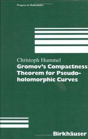 Cover of: Gromov