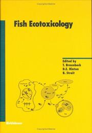 Cover of: Fish ecotoxicology |
